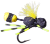 Js Boobie Bee Dry Fly Panfish & Trout