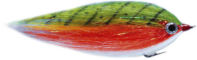 CF Warmwater Baitfish Fly Brookie