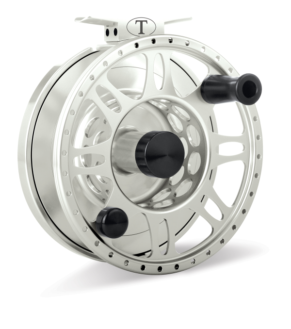 Tibor The Everglades Fly Reel Spool Frost Silver