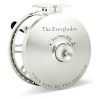 Tibor Everglades Frost Silver Fly Fishing Reel