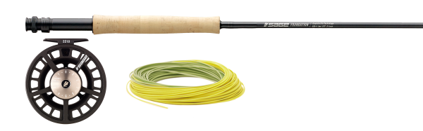 Sage FOUNDATION Fly Rod Outfit 5wt