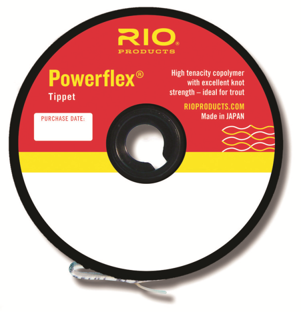 RIO Powerflex Tippet Material Shop Online Fly Fishing Tippets Mono For Sale
