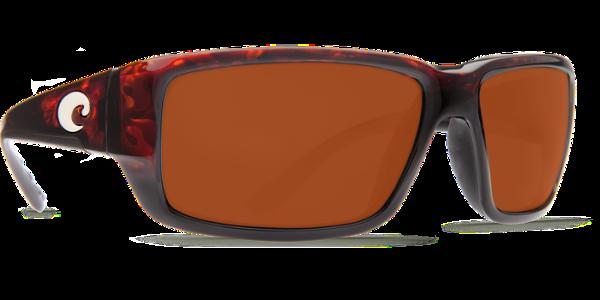 f535007561 Costa Del Mar Fantail Polarized Sunglasses (Tortoise Copper - Glass ...