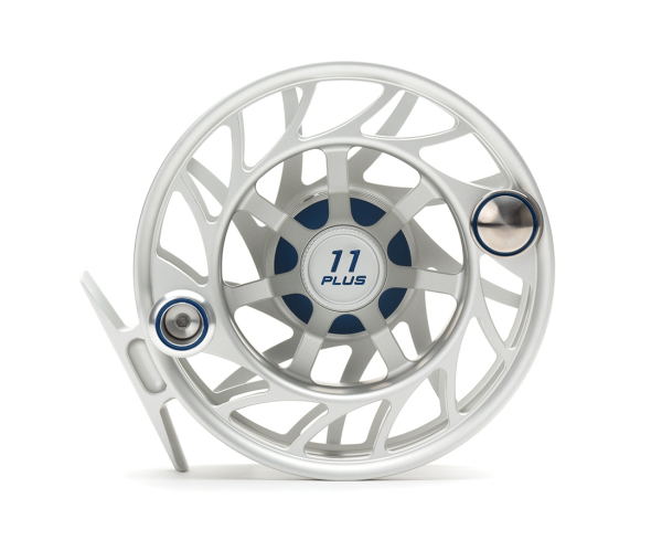 Hatch 11 Plus Finatic Gen 2 Fly Reel Clear Blue