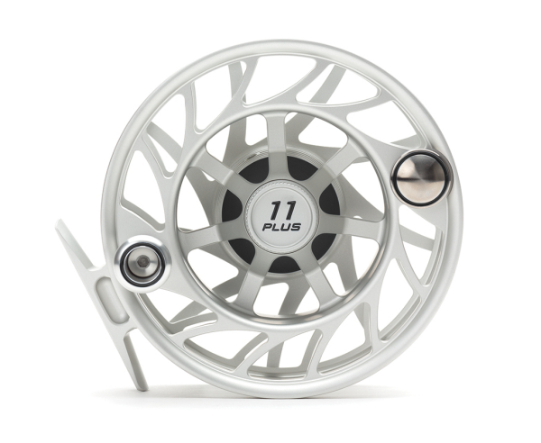 Hatch 11 Plus Finatic Gen 2 Fly Reel Clear Black