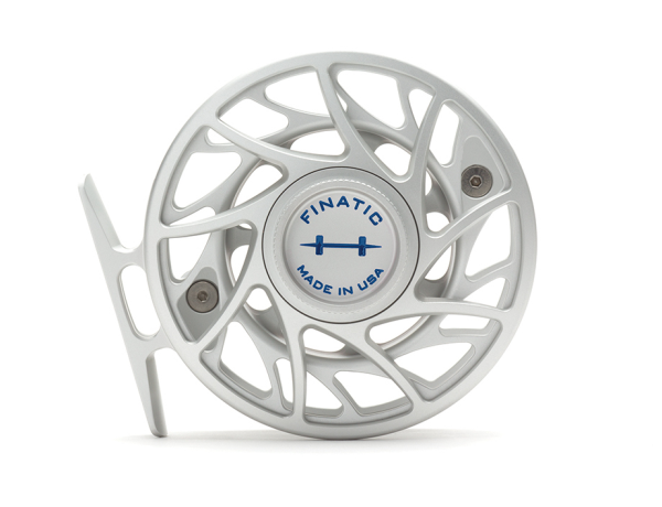 Hatch 4 Plus Finatic Gen 2 Fly Reel Clear Blue Mist