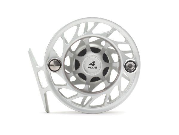 Hatch 4 Plus Finatic Gen 2 Fly Reel Clear Black Mist