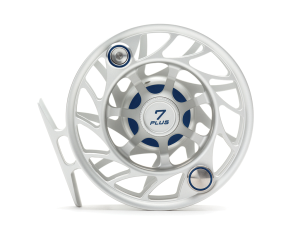 Hatch 7 Plus Finatic Gen 2 Fly Reel Clear Blue