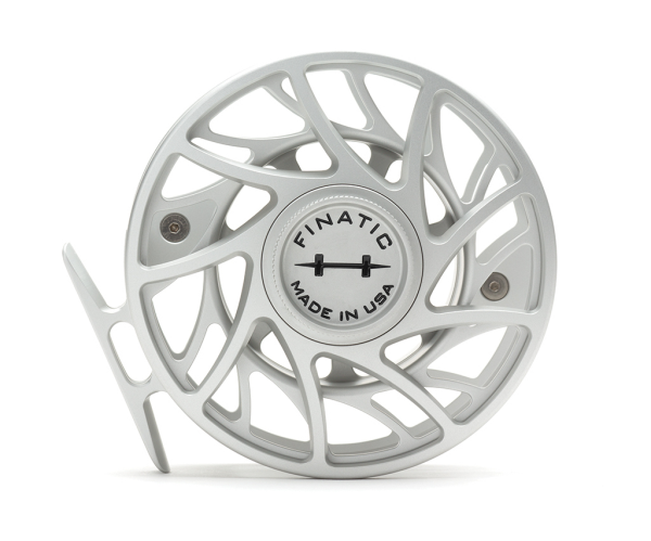 Hatch 9 Plus Finatic Gen 2 Fly Reel Clear Black