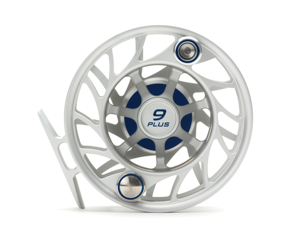 Hatch 9 Plus Finatic Gen 2 Fly Reel Clear Blue
