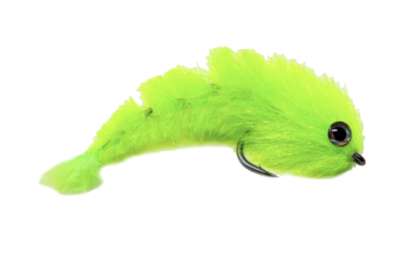 Flymen Chocklett Finesse Changer Fly Chartreuse