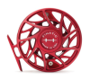 Hatch Gen 2 Finatic Fly Reels Custom Shop Red Silver