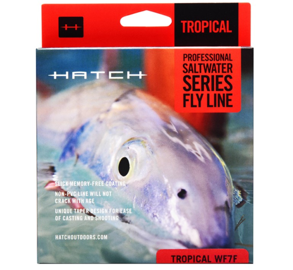 Hatch Floating Tropical Line WF7F