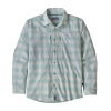 Patagonia LS Sun Stretch Shirt Haven Atoll Blue