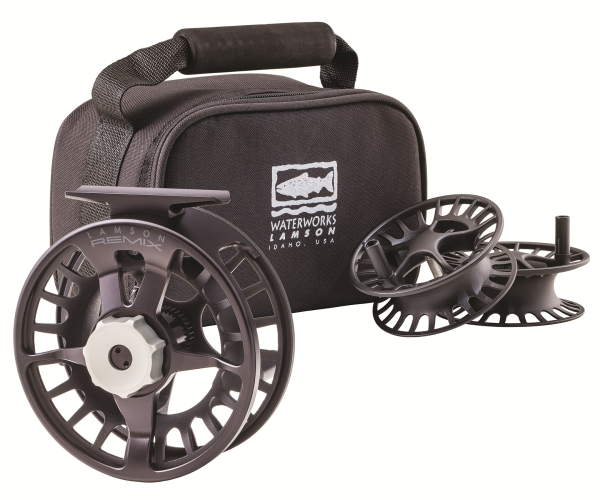 Lamson Remix Fly Reel 3 Pack