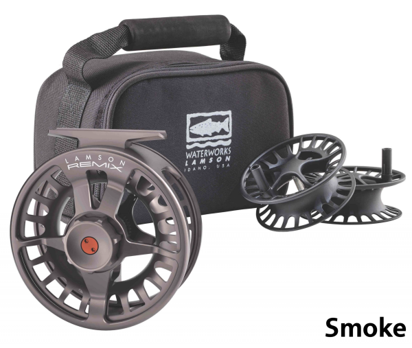 Lamson Remix 3 Pack Smoke