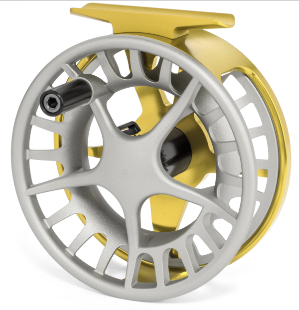 Lamson Remix Fly Reel Sublime Back