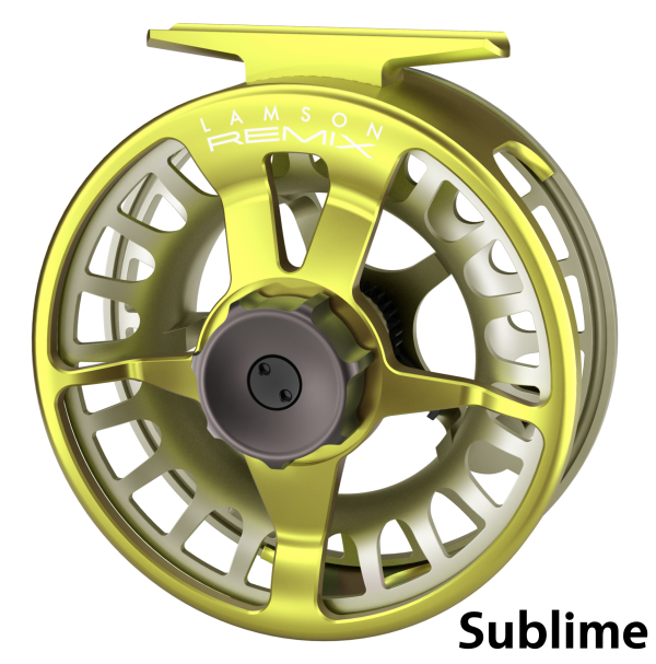 Lamson Remix Fly Reel Sublime
