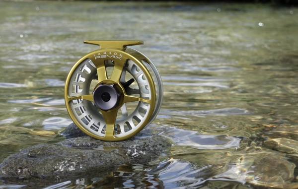 Lamson Remix Fly Reel Sublime Action