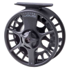 Lamson Liquid Fly Reel Black Front