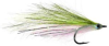 Skok Mushmouth Mini Chartreuse Pearl Fly