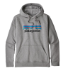 P-6 Logo Uprisal Hoody 39539 Gravel Heather GLH