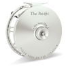 Tibor Pacific Frost Silver Fly Fishing Reel