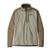 Patagonia Better Sweater Qtr Zip 25523 BLPA