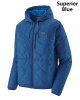 Patagonia Diamond Quilted Bomber Hoody 27610 SPRB
