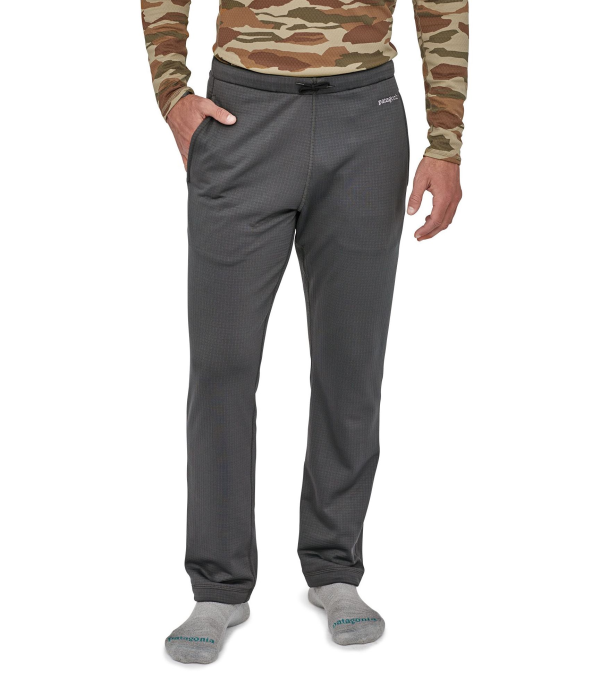 Patagonia R1 Fleece Pants 82156 FGE Model Front