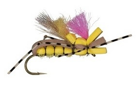 Pool Toy Panfish Dry Fly
