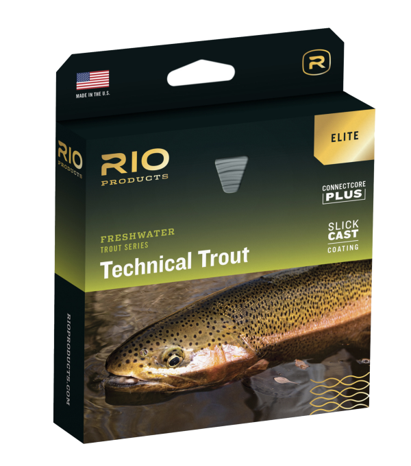 RIO Elite Technical Trout Fly Line