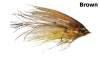 RIO Flashdance Fly Brown Trout