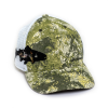 Rep Your Water Hat - TopoCamo Trout Patch