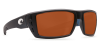 Costa Del Mar Rafael Polarized Sunglasses Matte Black Teak Copper Glass