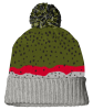 Rep Your Water Hat - Rainbow Trout Skin Knit