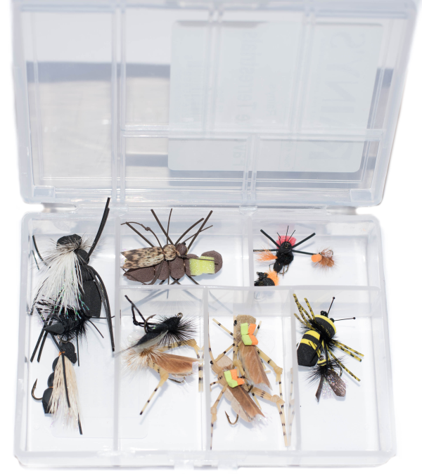 Rainys Favorite Terrestrials Fly Assortment