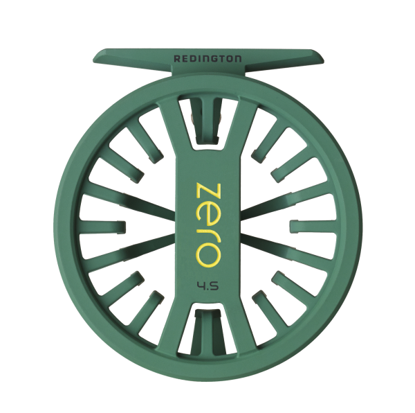 Redington ZERO Teal Color Reel