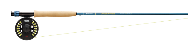 Redington CROSSWATER Combo Handle