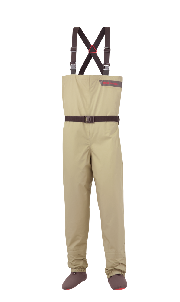 Redington Crosswater Breathable Fishing Waders Front