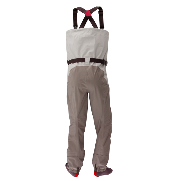 Redignton SonicPro Fishing Waders Back