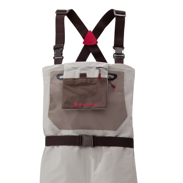 Redignton SonicPro Fishing Waders Front Pocket