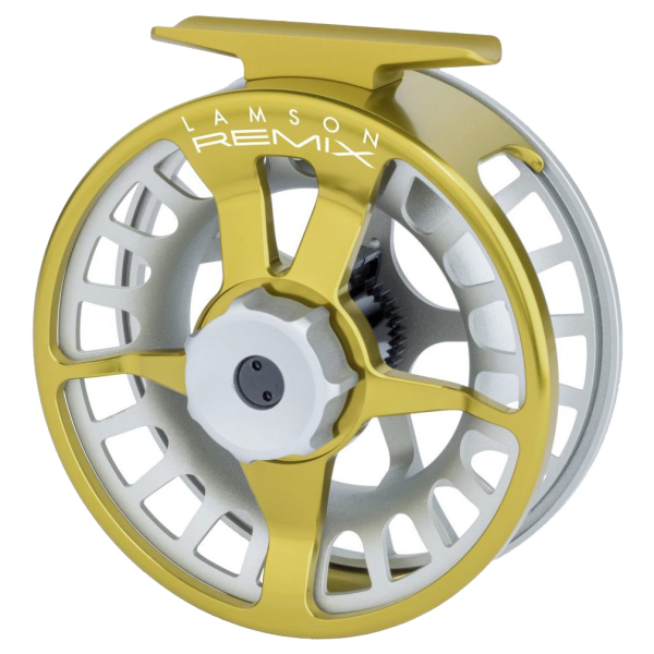 Lamson Remix Fly Reels Sublime