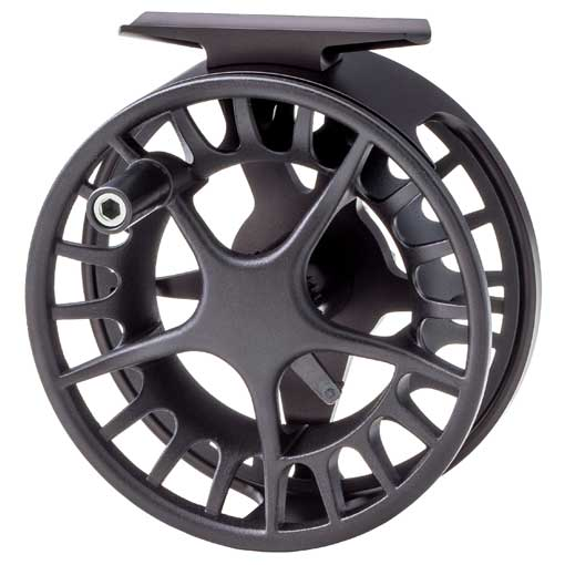 Lamson Remix Fly Reel Black Back
