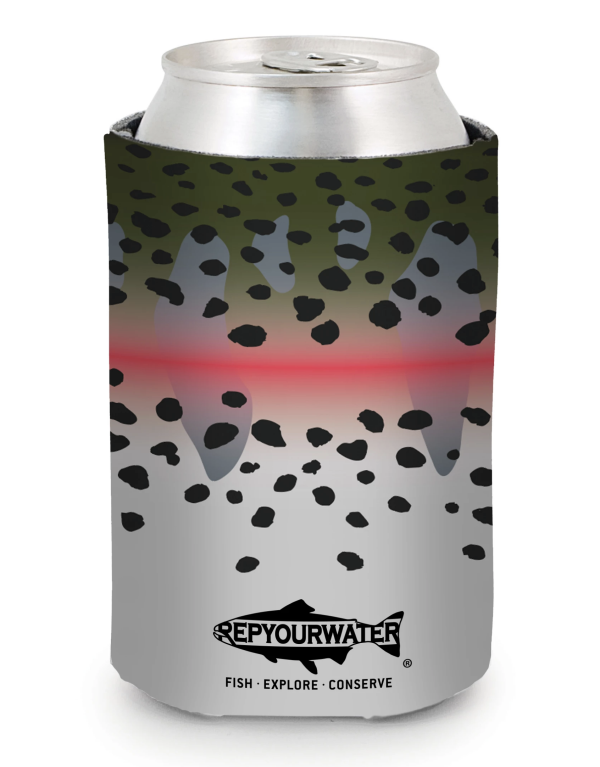 Rep Your Water Can Cooler Rainbow Trout