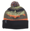 Rep Your Water Knit Hat Digi Brook Trout