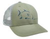 Rep Your Water Minimalist Permit Hat