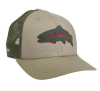 Rep Your Water Rainbow Fly Patch Hat