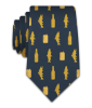 Rep Your Water Trout and Beer Necktie