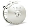Tibor Riptide Frost Silver Fly Fishing Reel